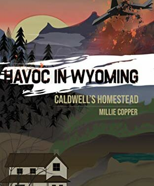 Caldwell's Homestead by Millie Copper