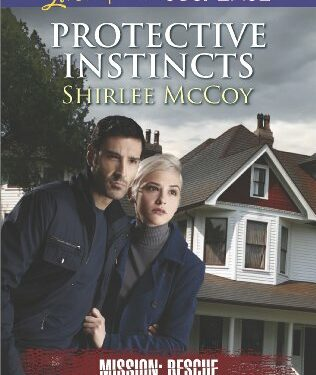 Protective Instincts by Shirlee McCoy