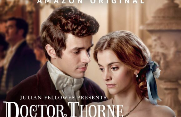 Doctor Thorne Starring Alison Brie, Harry Richardson, and Stefanie Martini