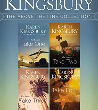 The Above the Line Collection by Karen Kingsbury