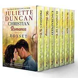 Christian Romance Boxset: A Collection of Seven Heartwarming Christian Romances by Juliette Duncan