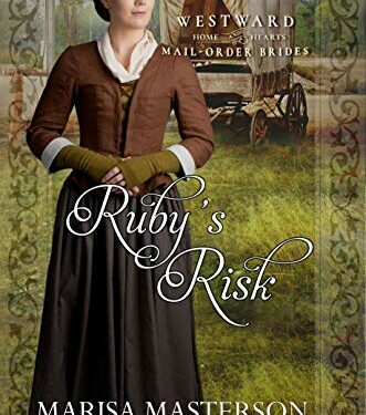 Ruby's Risk by Marisa Masterson