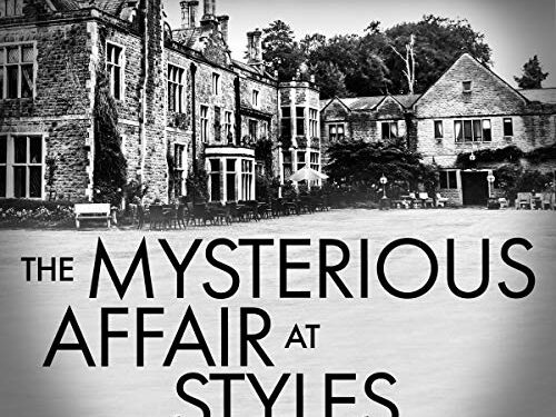The Mysterious Affair at Styles by Agatha Christie, Narrated by Richard Armitage