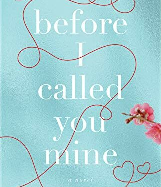 Before I Called You Mine, Christian Contemporary Romance, by Nicole Deese