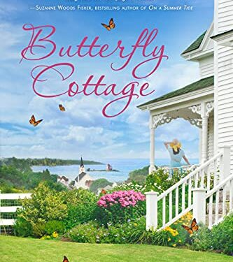 Butterfly Cottage, Christian Women's Fiction, by Carrie Fancett Pagels