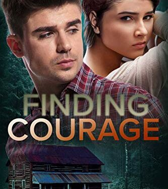 Finding Courage, Christian Mystery Suspense, by Anne Perreault