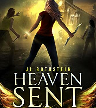 Atonement (Heaven Sent Book 1) by JL Rothstein