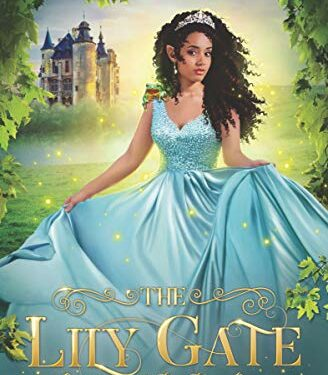 The Lily Gate, Clean Fantasy, by Hanna Sandvig