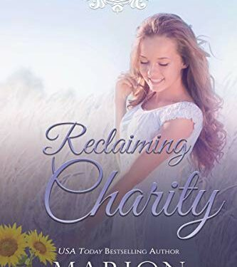 Reclaiming Charity, Christian Women's Fiction, by Marion Ueckermann