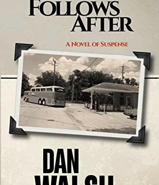 What Follows After, Christian Mystery/Thriller, by Dan Walsh