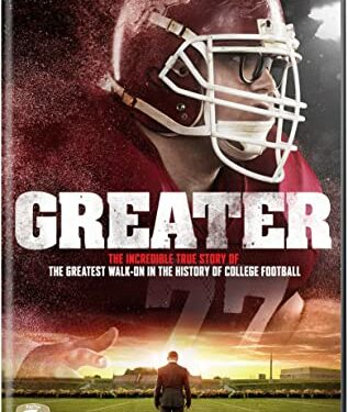 Greater, Clean Movie, Starring Christopher Severio, Neal McDonough, Leslie Easterbrook
