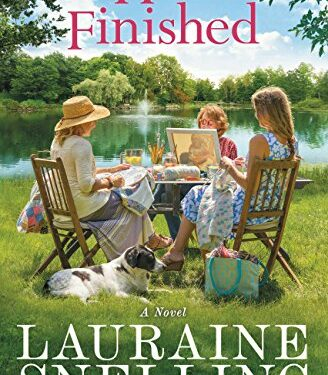 Half Finished, Christian Women's Fiction, by Lauraine Snelling