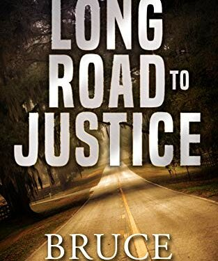 Long Road to Justice, Clean Mystery/Thriller, by Bruce Hammack