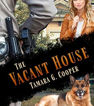 The Vacant House, Clean Romance Suspense, by Tamara G. Cooper