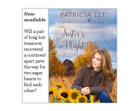 The Sister's Plight, Christian Mystery/Thriller, by Patricia Lee