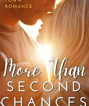 More Than Second Chances, Clean Contemporary Romance, by Sara Jane Woodley