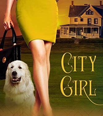 City Girl, Clean Contemporary Romance, Amy Woodley