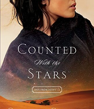 Counted With the Stars, Christian Historical Fiction, by Connilyn Cossette
