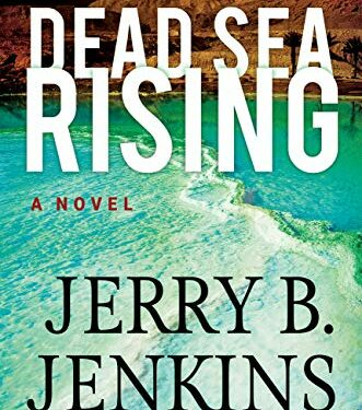 Dead Sea Rising, Christian Historical, by Jerry B. Jenkins