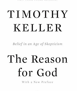 The Reason for God, Nonfiction Theological Studies, by Timothy Keller