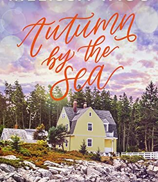 Autumn by the Sea, Christian Mystery/Thriller, by Melissa Tagg