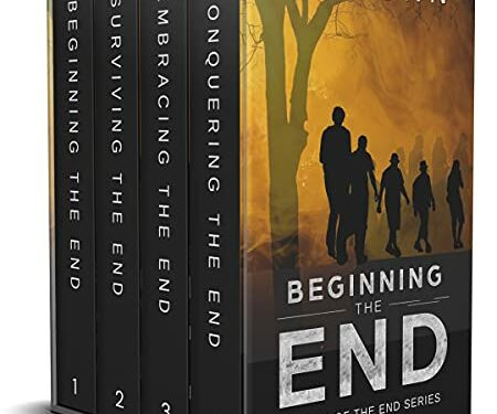 The End Series Box Set, Christian Science Fiction, by VJ Dunn