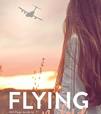 Flying in Love, Clean Contemporary Romance, by Chalon Linton