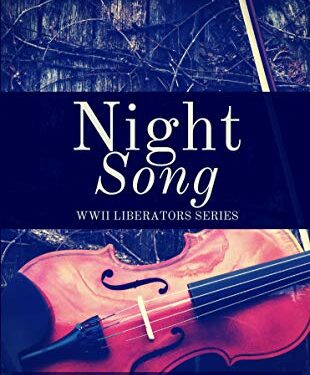 Night Song, Christian Historical Romance, by Trica Goyer
