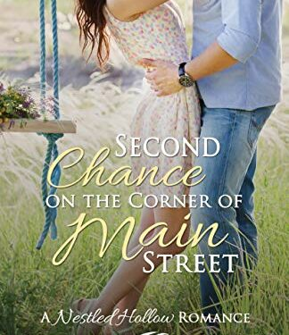 Second Chance on the Corner of Main Street, Clean Contemporary Romance, by Meg Easton
