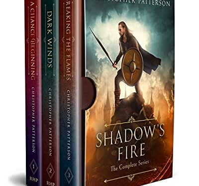 Shadow's Fire, Christian Fantasy, by Christopher Patterson