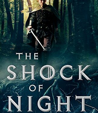 The Shock of Night, Christian Fantasy, by Patrick W. Carr