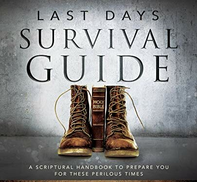 Last Days Survival Guide, Nonfiction Self-Help, by Rick Renner