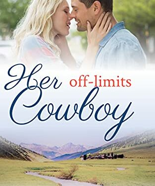 Her Off-Limits Cowboy, Clean   Western Romance, by Christie Starr