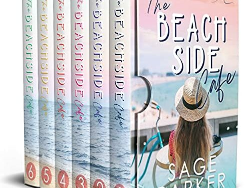 The Beachside Café Boxset, Clean Mystery/Thriller, by   Sage Parker