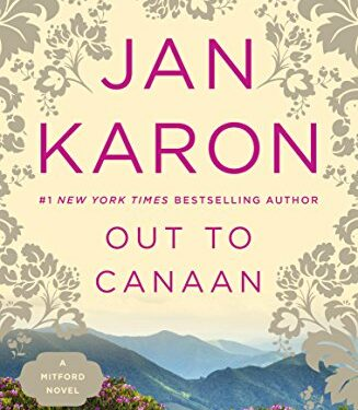 Out to Canaan, Christian Women Fiction, by Jan Karon