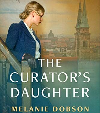The Curator's Daughter, Christian Historical Romance, by Melanie Dobson