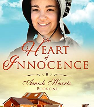 The Heart of Innocence, Clean Amish Romance, by Grace Lewis
