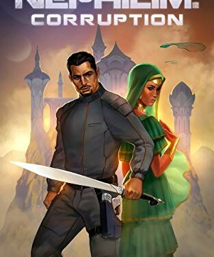 Nephilim: Corruption, Christian Science Fiction, by Ann Margaret Lewis