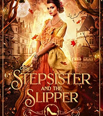 The Stepsister and the Slipper, Clean Young Adult/New Adult, by  Nina Clare