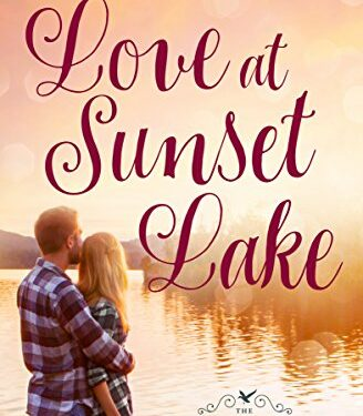 Love at Sunset Lake, Christian Contemporary Romance, by Sally Bayless