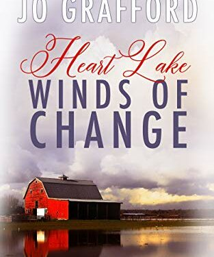 Winds of Change, Clean Contemporary Romance, by  Jo Grafford
