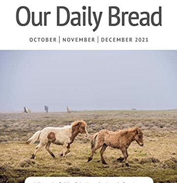 Our Daily Bread, Nonfiction Devotional, by Our Daily Bread