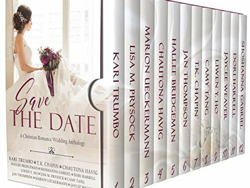 Save the Date, Christian Contemporary Romance, by 12 Best-Selling Authors