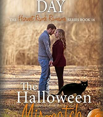 The Halloween Mismatch, Clean Contemporary Romance, by Amberlee Day
