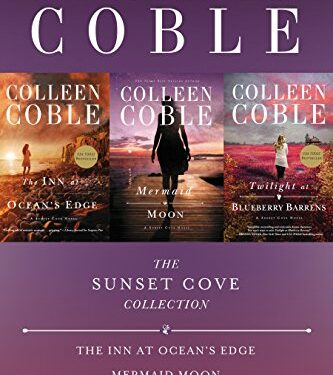 The Sunset Cove Collection, Christian Mystery/Thriller, by Colleen Coble