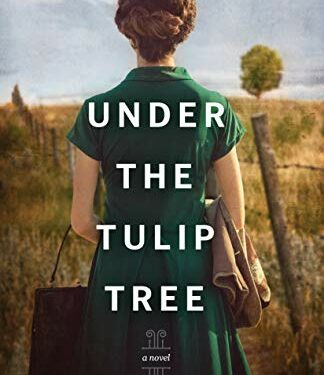 Under the Tulip Tree, Christian Historical Romance, by Michelle Shocklee