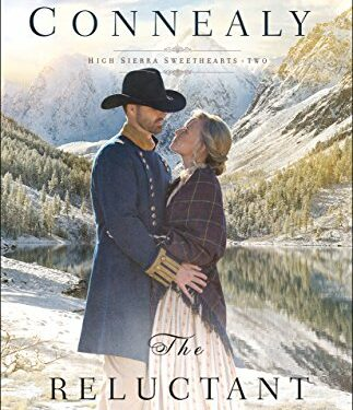 The Reluctant Warrior, Christian Historical Romance, by Mary Connealy